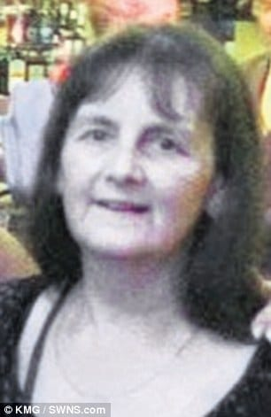 Joan Daws, 64, died when she became trapped while moving a weighing chair at her workplace