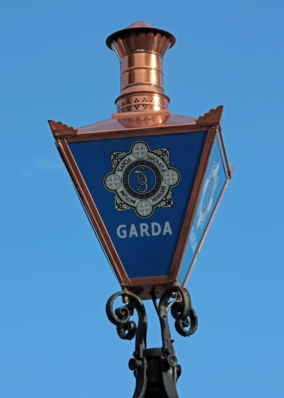 Gardai are investigating a fatal incident