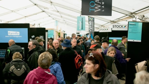 The always crowded National Fieldays Innovation Centre inspired the new CD Field Days equivalent. Organiser Brett ...