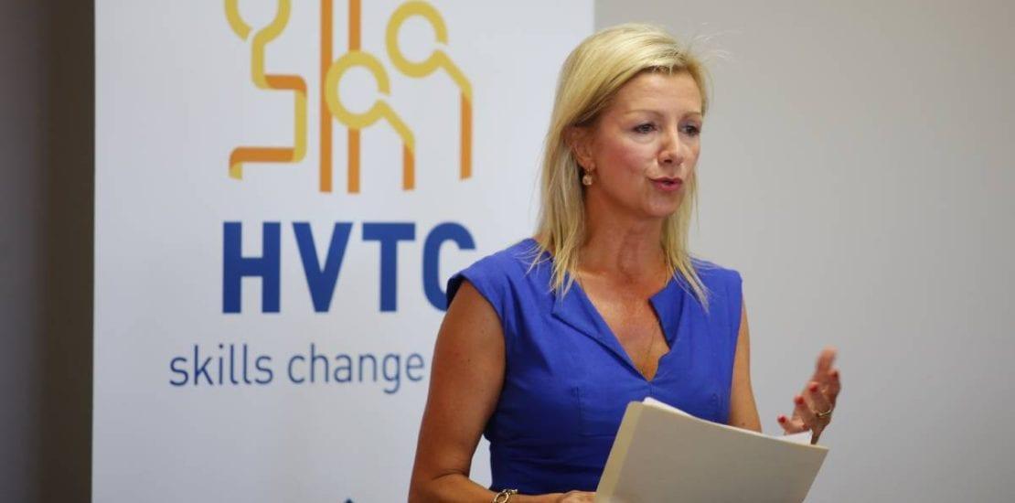 Hunter Valley Training Company CEO Sharon Smith.